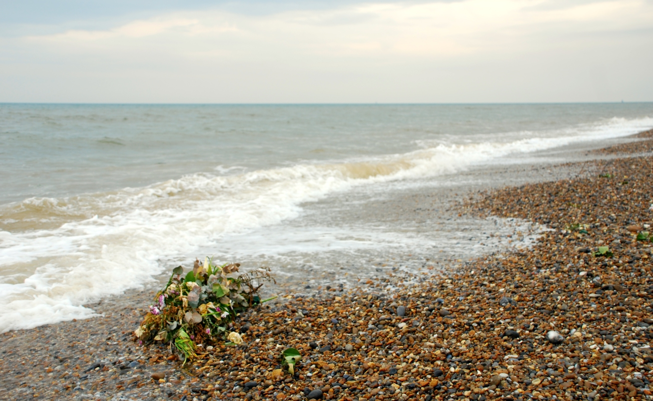sea burial